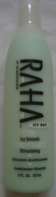 Raha by Alexander ICY BOY Cool Icy Smooth Conditioner 8 oz