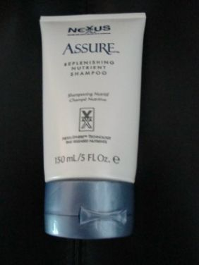 NEXXUS Assure Replenishing Nutrient Shampoo 5 oz Original