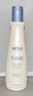 Nexxus Assure Replenishing Nutrient Shampoo 13.5 oz Original
