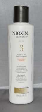 Nioxin Cleanser System 3 Fine/Treated/Normal to Thin-Looking Hair 5.07 oz