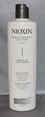 Nioxin Scalp Therapy Conditioner System 1 Fine/Normal to Thin-Looking Hair 16.9 oz