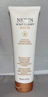 Nioxin Scalp Therapy Conditioner System 4 Fine/Treated/Noticeably Thinning Hair 8.5 oz