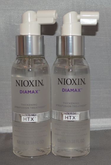 Nioxin Diamax Thickening Xtrafusion Treatment 3.38 oz (2 pack)