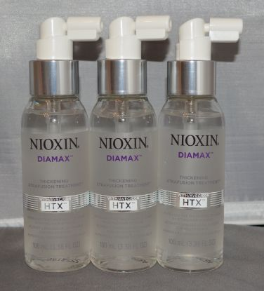 Nioxin Diamax Thickening Xtrafusion Treatment 3.38 oz (3 pack)