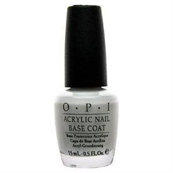 OPI Acrylic Nail Base Coat 15ml/0.5oz