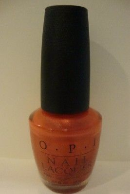 OPI Maryland Marmalade Nail Polish