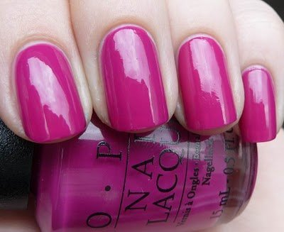 Opi All That Razz Berry