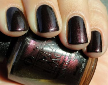 OPI Black Tie Optional Nail Polish