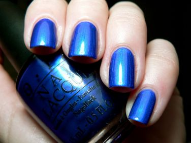 OPI Blue My Mind Nail Polish B24
