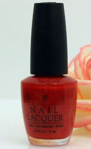 OPI Chilly Chile Nail POLISH RARE