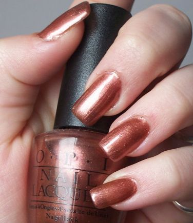 OPI Concerto in Copper
