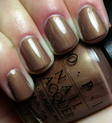 OPI Flagstaff Fries To Go Nail Polish