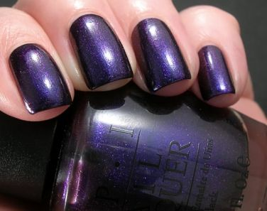 OPI Ink Nail Polish