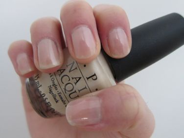 OPI Just Teasing Nail Polish