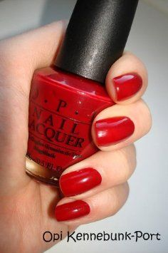 OPI Kennebunk Port Nail Polish