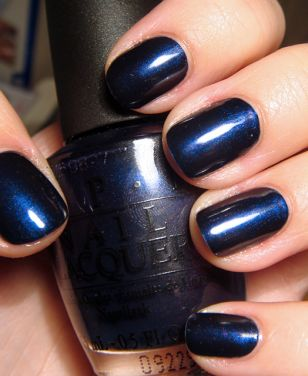 OPI Russian Navy Nail Polish
