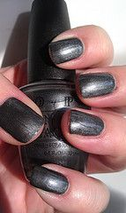OPI Take It for Granite Nail Polish