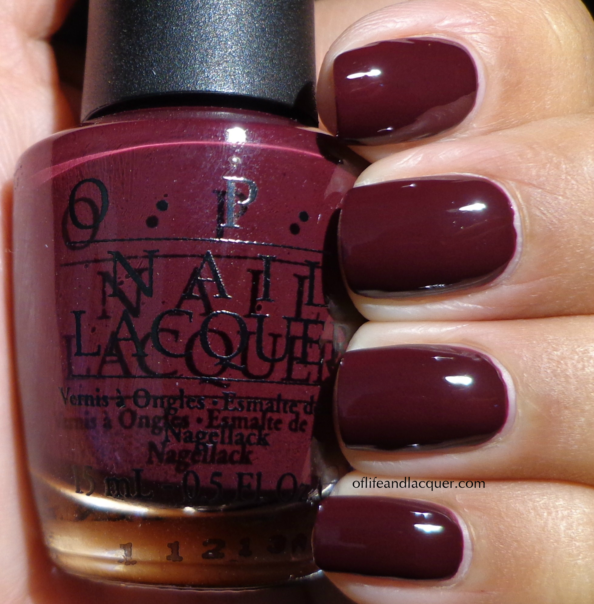 Opi We Ll Always Have Paris