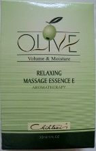 CHIHTSAI Volume Moisture Olive RELAXING Massage Essence E 1 oz