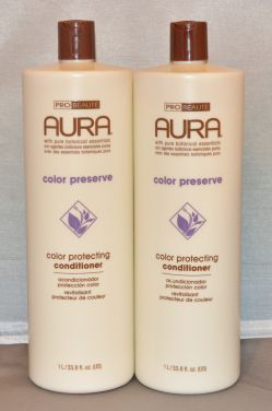 Probeaute Aura Color Preserve Color Protecting Conditioner 33.8 oz (2 pack)