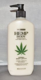 Probeaute Hemp Body Herbal Body Lotion 13.5 oz