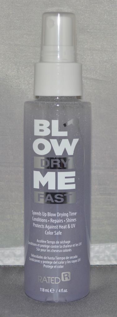 Rated R Blow Dry Me Fast Spray 4 oz