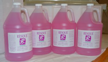 Resque Ultimate Styling & Sculpting Lotion Gallon/128oz (4 pack) Total = 4 Gallons