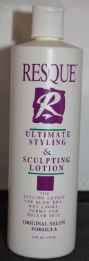 Resque Ultimate Styling & Sculpting Lotion 16oz