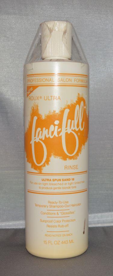 Roux Fanci-Full Ultra Spun Sand 18 Rinse 15 oz