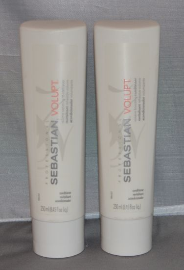 Sebastian Volupt Professional Volume Boosting Conditioner 8.45 oz (2 pack) Total = 16.9oz