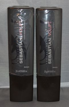 Sebastian Volupt Professional Volume Boosting Shampoo 8.45 oz (2 pack) Total = 16.9oz