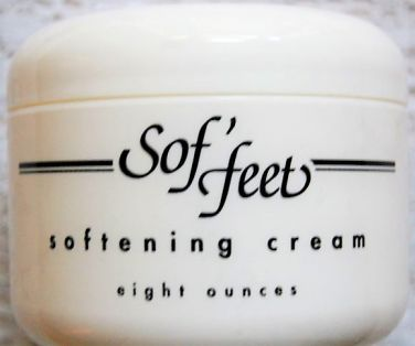 Sof'feet softening cream 8 oz