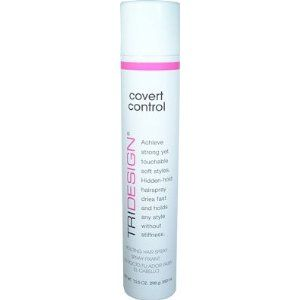 Tri Design Covert Control - Holding Hair Spray 10.5 oz