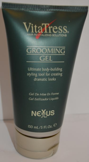 Nexxus VitaTress Grooming Gel Original 5 oz