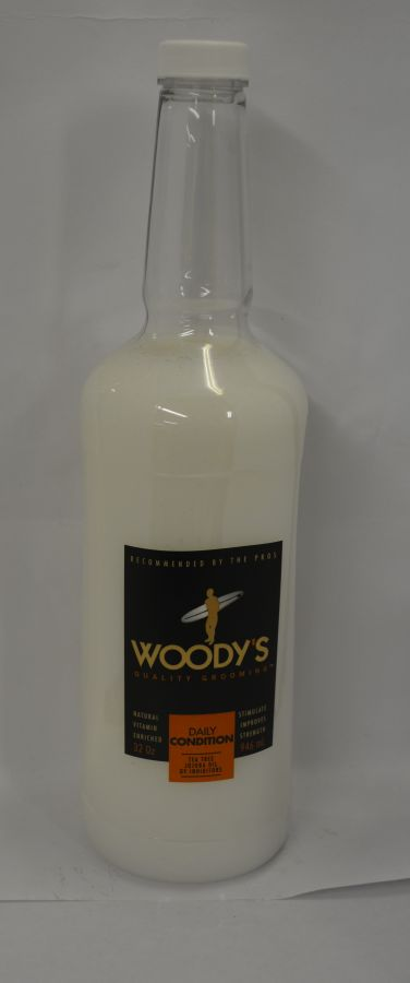 Woody's Daily Hair Conditioner For Men 32 oz