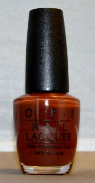 OPI Burnt Sugarloaf Nail Polish