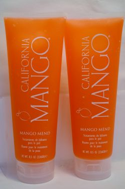 California Mango Mend Treatment Balm 8.5oz (2 pack) Total = 17oz
