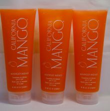 California Mango Mend Treatment Balm 8.5oz (3 pack) Total = 25.5oz