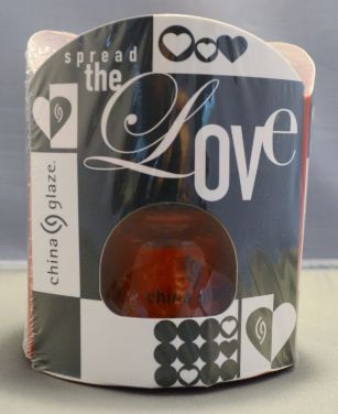 China Glaze Spread The Love Trio - A Rare 2007 Collection