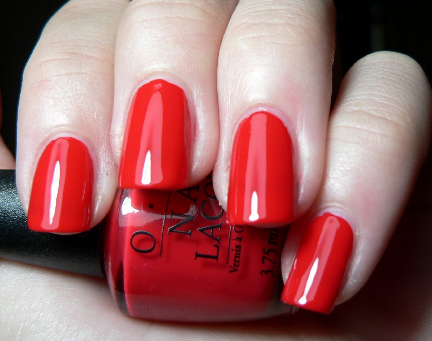OPI Daytona Red