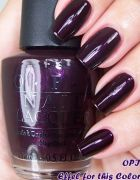 OPI Eiffel for this Color Nail Polish