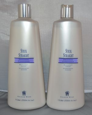 Graham Webb Stick Straight Smoothing Conditioner 33.8 oz (2 pack)