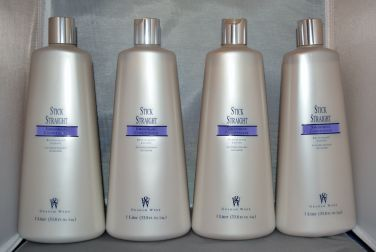 Graham Webb Stick Straight Smoothing Conditioner 33.8 oz (4 pack)