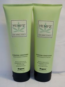 Hempz Hydrating Conditioner 8 oz (2 pack)