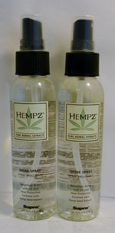 Hempz Shine Spray 4.3oz (2 pack)