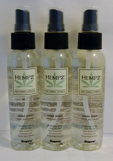 Hempz Shine Spray 4.3oz (3 pack)
