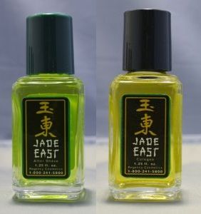 Jade East Cologne and Aftershave 1.25 oz each