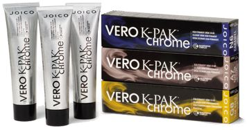 Joico Vero K-Pak Chrome Demi-Permanent Creme Color