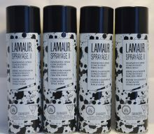 Lamaur Sprayage II Innovative Spray Concentrate Firm Hold 10.5oz (4 pack)
