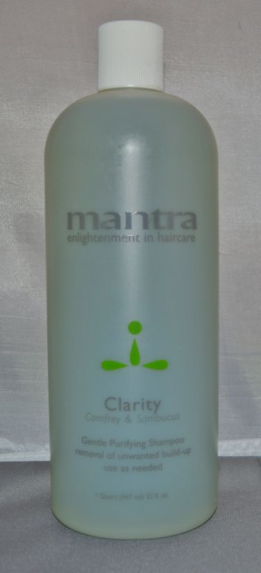 Mantra Clarity Gentle Purifying Shampoo 32 oz